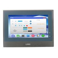 Wholesale 7 Inch Industrial Touch Screen HMI , HMI Touch Screen Panel 800×400 Resolution from china suppliers