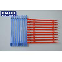 Wholesale Tamper Proof Security Seals For Comelec Box , Numbered Security Seals from china suppliers