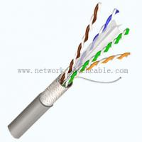Wholesale Lan Outdoor Cat6 Cable Solid Bare Copper Pass Fluke 305m/roll from china suppliers