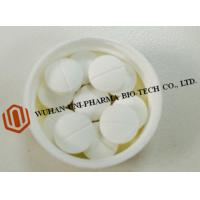 Quality Round Enteric Coated  Pills Medicine Tablet , Acetylsalicylic Acid Tablets Inhibits Prostaglandin Synthesis for sale