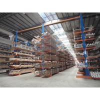Wholesale Vertical double side cantilever racking system for long tubes and pipes stock from china suppliers
