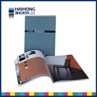 Wholesale Glue bound , glossy magazine printing on demand , printing trade magazines from china suppliers