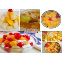 Wholesale New Crop Mixed Canned Fruit from china suppliers