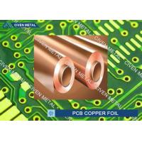 Wholesale 550mm - 1295mm Width ED Copper Foil for Printed Circuit Board from china suppliers