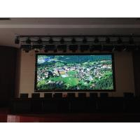 Wholesale P16 Indoor HD LED Display , Flexible Led Video Display For Advertising Media / Sports Stadium from china suppliers