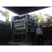 Wholesale Large Capacity Sludge Dewatering Belt Press Machine For Industry from china suppliers