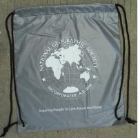 Wholesale Double Plastic Drawstring Backpack from china suppliers