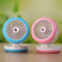 Wholesale Mini Mist cooling Fan with Power bank GK-MS01 from china suppliers