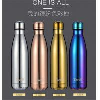 Buy cheap colorful 500mlvacuum bottle, cola bottle,double wall 18/8 steel bottle,keep hot and cold water from wholesalers
