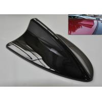 Quality Black Roof Mount Car Shark Fin Antenna Universal Type GPS Aerial 50 W Max. for sale