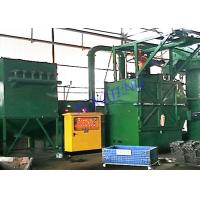 Wholesale Forging Industry Rail Hook Wheel Blast Equipment For Small Medium Castings from china suppliers