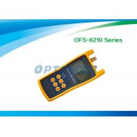 Wholesale Handheld Fiber Optic Tester , Lighting Optical Testing Equipment 171×73×26 mm from china suppliers