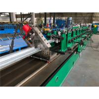Wholesale 1.8mm Thickness C Channel Roll Forming Machine Drive System By Chain from china suppliers