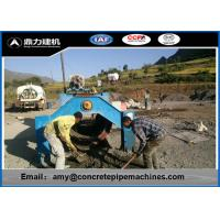 Wholesale Full Automatic Cement Pipe Making Machine 6 - 10 / Hour Production Capacity from china suppliers