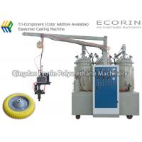 Wholesale High Precision Polyurethane Foam PU Injection Machine 60 L 13.3 g / s ISO Certification from china suppliers