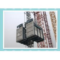 Quality Rack And Pinion Construction Hoist Equipment / Construction Elevator Rental for sale