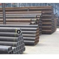 Wholesale ASTM JIS Oiled Seamless Steel Pipes tube For Pile Driving Project , OD20-1626mm from china suppliers