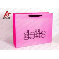 Wholesale Funny Logo Printed Personalized Paper Gift Bags For Party 38 X 18 X 25cm from china suppliers