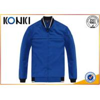 Wholesale Blue Uniform Coats And Jackets , Long Sleeve  Uniform Jackets For Man from china suppliers