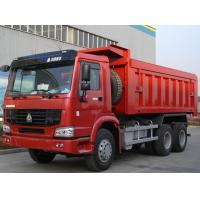 Wholesale Sinotruk Howo tipper / dump mining Truck 336hp HYVA Hdraulic lifting system from china suppliers