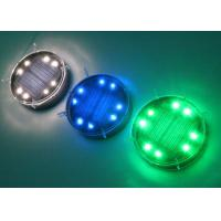 Wholesale 80mm LED Outdoor Decorative Garden Lights Solar Powered For Christmas from china suppliers