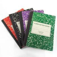 Wholesale 100 Sheets Composition Book for School from china suppliers