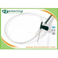 Wholesale Butterply Shape Disposable Medical Sterile Vacuum Blood Collection Needle Blood sampling needle blood collector from china suppliers
