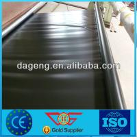 Wholesale 0.5mm HDPE Geomembrane Black For Environment Protection PE / Mining from china suppliers