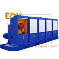 Wholesale Zero Slip Copper Wire Machine / PLC Control 8-1.2 MM Wire Drawing Equipment from china suppliers
