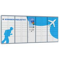 Wholesale Latest Design 32 inch Touch Screen Electronic Parcel Delivery Locker with Secured System from china suppliers