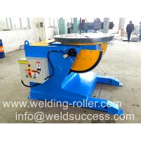 Buy cheap Blue 5 T Pipe Welding Positioners With Turning Working Table And Speed Digital Readout from wholesalers