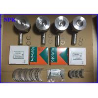 Buy cheap Diesel Kubota Engine Parts V2607 Whole Repair Engine Piston Part Kit 1J700-21112 from wholesalers