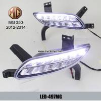 Wholesale MG 350 2012-2014 DRL LED Daytime Running Light turn signal indicators from china suppliers