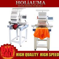 Wholesale Top sell single head computer machine embroidery clothes hat cap shoes and so on from china suppliers