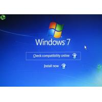Wholesale Upgrade Windows 7 Softwares Professional Box With DVD*2 , Keycode License , Online Activation from china suppliers