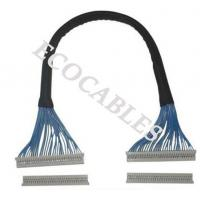 Buy cheap Laptop LVDS Cable Assembly Waterproof Electric Wire Harness Replacement from wholesalers