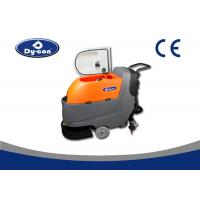 Wholesale Hotel Cleaning Equipment Elactrical Wire Floor Scrubber Dryer Machine for all days from china suppliers