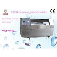 Wholesale Automatic Industrial Horizontal Washing Machine Front Load Washer from china suppliers