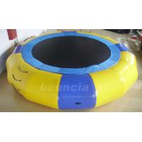 Wholesale 5m Diameter Inflatable Bounce Platform For Sport Games from china suppliers