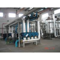 Quality Skid - mounted Argon plant Carbon steel 50 Nm3 / h ~ 150 Nm3/h  Refrigerant Liquid Nitrogen for sale