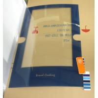 Wholesale Blue Curved Tempered Glass High Polished Edges With Safety Corners from china suppliers