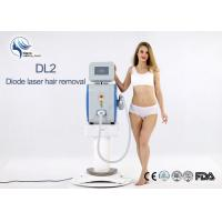 Wholesale Laser Emitter Permanent Diode Laser Hair Removal Machine With 808nm Diode Laser System from china suppliers