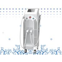 Wholesale 532nm Painless Acne removal E - light IPL RF Machine for Medical 60HZ 230 / 260V from china suppliers