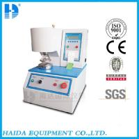 Wholesale Electronic Carton Bursting Tester , Paper Board Burst Equipment , paper testing from china suppliers