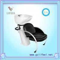 Wholesale fashional beauty salon furniture Elegant design shampoochair salon from china suppliers