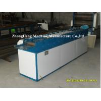 Wholesale Steel Frame Rolling Shutter Strip Forming Machine 50hz 40mm Solid Forming Shaft from china suppliers