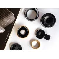 Wholesale 3 In 1 Universal Clip Lens , Smartphone Clip On Lenses Easy Attach from china suppliers