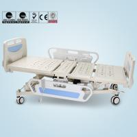 Quality Easy Operation Electric Hospital Beds With Side Rails OEM /ODM Accepted for sale
