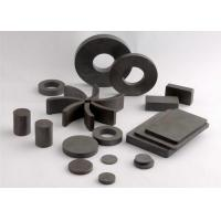 Wholesale Y30 Sintered Ferrite Magnet , Ceramic Magnet For Speaker Parts from china suppliers