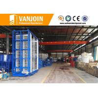 Wholesale Lightweight Wall Panel Forming Machine , Fireproof Sandwich Panel Production Line from china suppliers